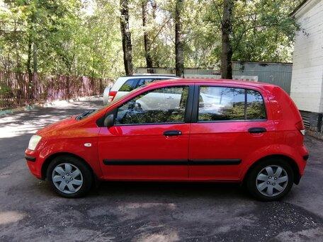 Купить Hyundai Getz пробег 223 511.00 км 2005 год выпуска