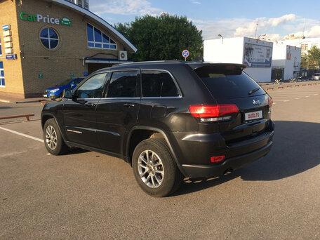 Купить Jeep Grand Cherokee пробег 86 968.00 км 2014 год выпуска