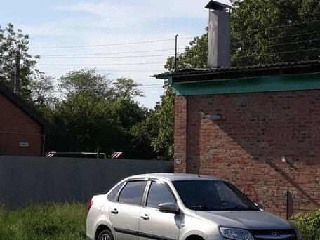 Купить ЛАДА (ВАЗ) Гранта пробег 46 000.00 км 2017 год выпуска