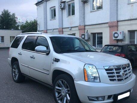 Купить Cadillac Escalade пробег 159 000.00 км 2012 год выпуска