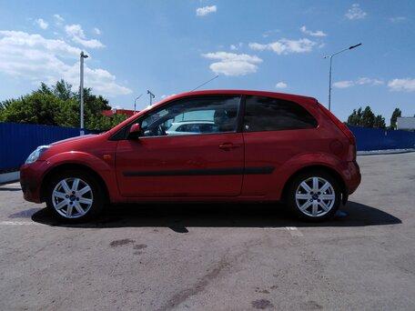 Купить Ford Fiesta пробег 190 000.00 км 2006 год выпуска