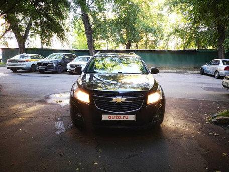 Продажа шевроле круз в автосалонах москвы реклама на частном авто за деньги спб