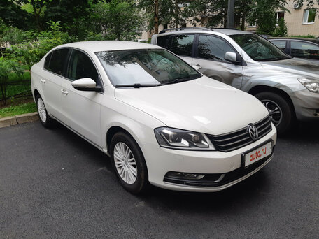 Купить Volkswagen Passat пробег 107 000.00 км 2012 год выпуска