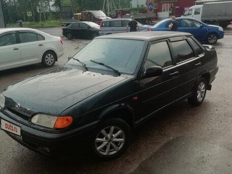Ваз 2115 в москве автосалон автоломбард на волгина