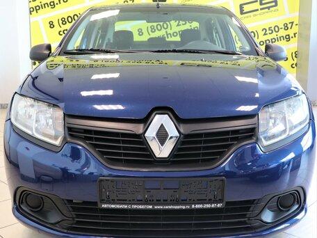 Купить Renault Logan пробег 86 000.00 км 2015 год выпуска