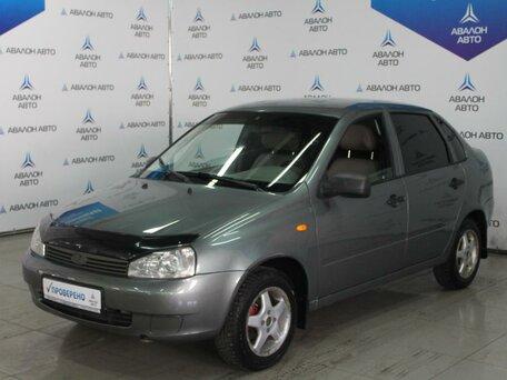 Купить ЛАДА (ВАЗ) Kalina пробег 114 000.00 км 2010 год выпуска