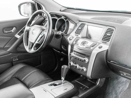 Купить Nissan Murano пробег 108 010.00 км 2014 год выпуска