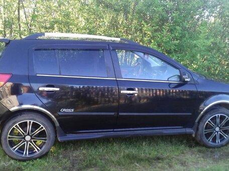 Купить Geely MK Cross пробег 69 000.00 км 2012 год выпуска