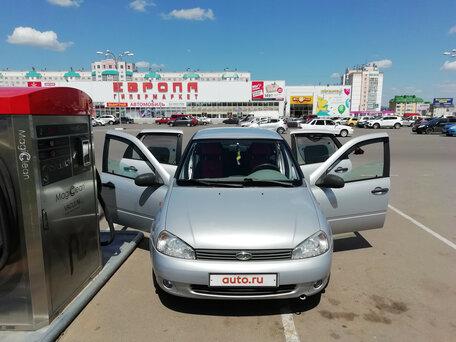 Купить ЛАДА (ВАЗ) Kalina пробег 99 000.00 км 2008 год выпуска
