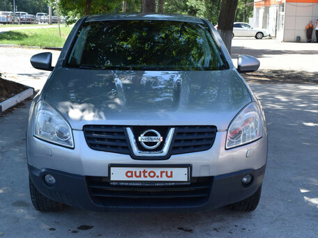 Купить Nissan Qashqai пробег 157 000.00 км 2008 год выпуска
