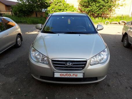 Купить Hyundai Elantra пробег 196 000.00 км 2008 год выпуска