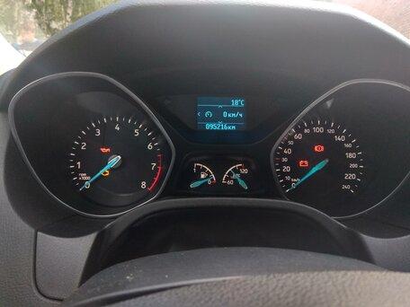 Купить Ford Focus пробег 95 216.00 км 2016 год выпуска