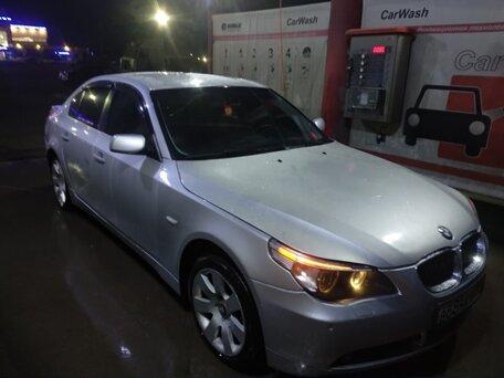 Купить BMW 5 серия пробег 250 000.00 км 2003 год выпуска