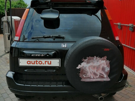 Купить Honda CR-V пробег 270 000.00 км 1999 год выпуска