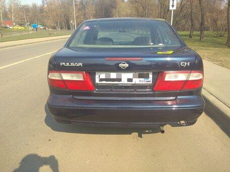 Купить Nissan Pulsar пробег 250 000.00 км 1997 год выпуска