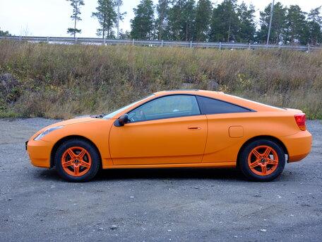 Купить Toyota Celica пробег 195 000.00 км 2002 год выпуска