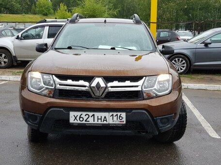 Купить Renault Duster пробег 49 000.00 км 2015 год выпуска