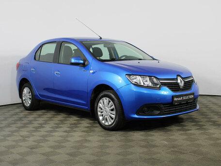 Купить Renault Logan пробег 22 000.00 км 2016 год выпуска