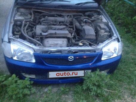 Купить Mazda Familia пробег 184 000.00 км 1999 год выпуска