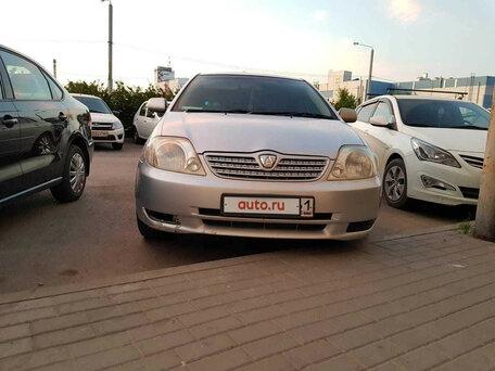Купить Toyota Corolla пробег 280 000.00 км 2001 год выпуска