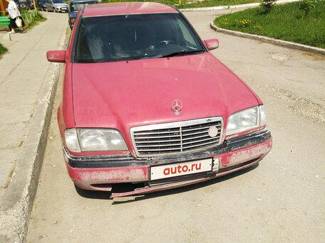 Купить Mercedes-Benz C-klasse пробег 600 000.00 км 1994 год выпуска