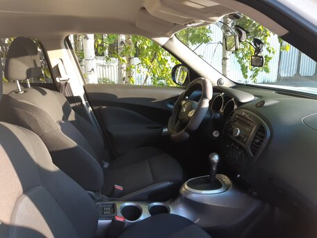 Купить Nissan Juke пробег 24 400.00 км 2014 год выпуска