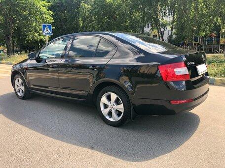 Купить Skoda Octavia пробег 17 000.00 км 2017 год выпуска