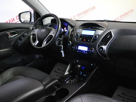 Купить Hyundai ix35 пробег 87 000.00 км 2012 год выпуска