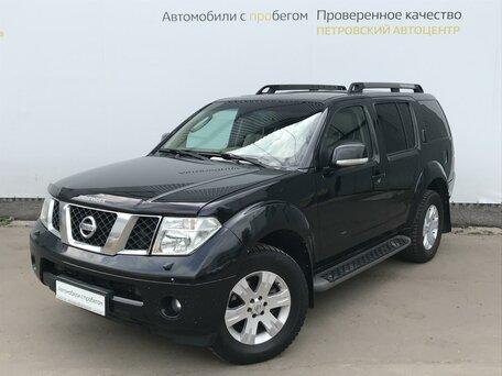 Купить Nissan Pathfinder пробег 179 093.00 км 2007 год выпуска
