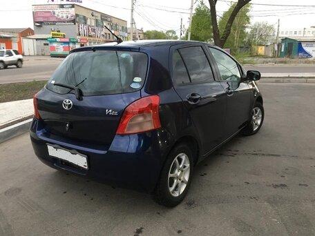 Купить Toyota Vitz пробег 200 000.00 км 2005 год выпуска