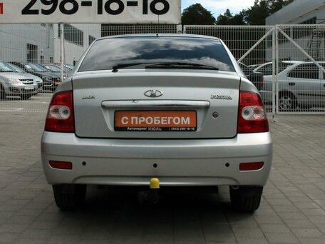 Купить ЛАДА (ВАЗ) Priora пробег 120 000.00 км 2010 год выпуска