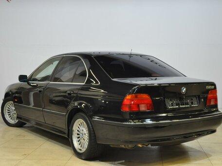 Купить BMW 5 серия пробег 318 665.00 км 1998 год выпуска