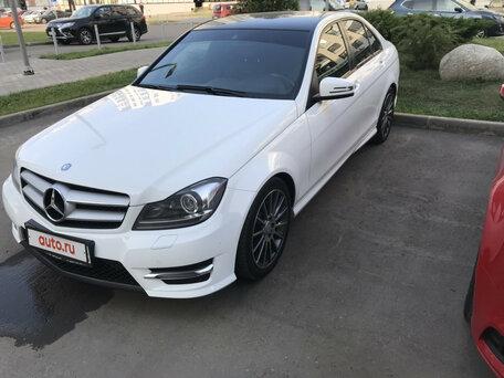 Купить Mercedes-Benz C-klasse пробег 112 000.00 км 2013 год выпуска