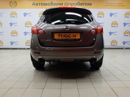 Купить Nissan Murano пробег 177 000.00 км 2011 год выпуска
