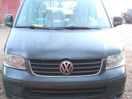 Купить Volkswagen Caravelle пробег 266 300.00 км 2005 год выпуска