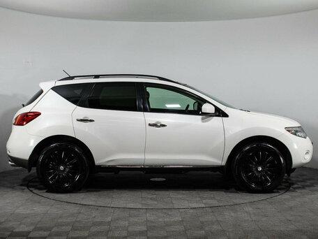Купить Nissan Murano пробег 124 569.00 км 2008 год выпуска