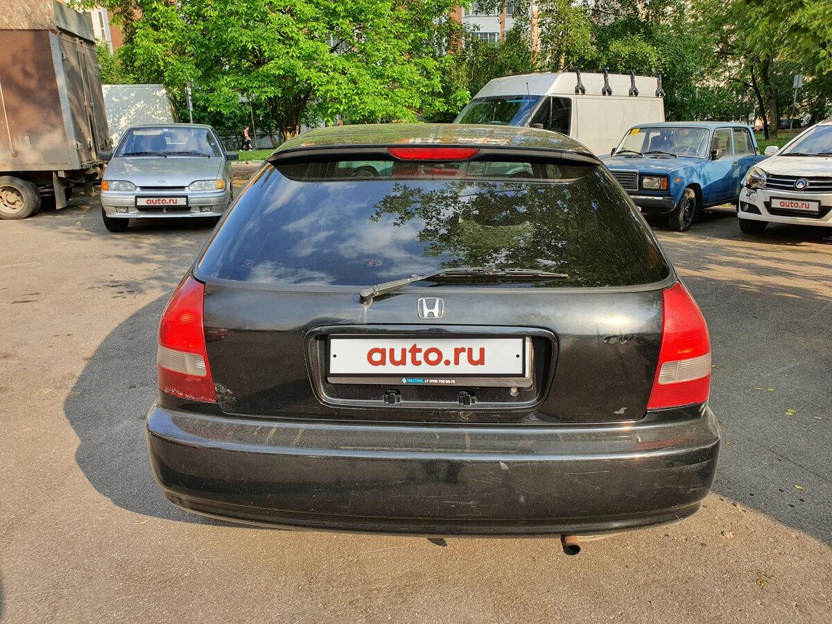 Купить б/у Honda Civic VI 1.5 AT (115 л.с.) бензин автомат ...  Хонда Цивик 1998 Хэтчбек