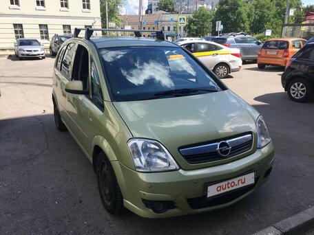 Купить Opel Meriva пробег 138 000.00 км 2007 год выпуска
