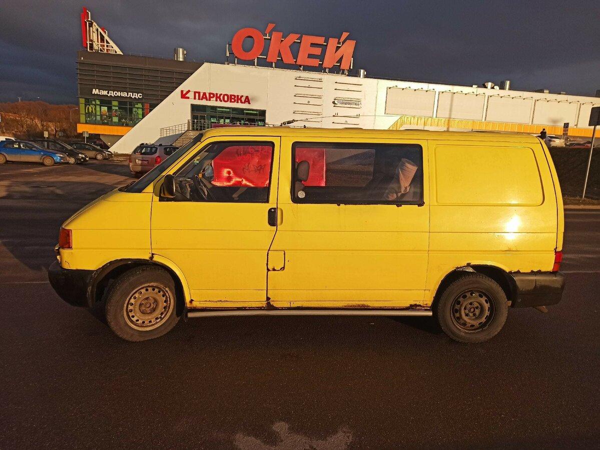 Фольксваген транспортер 98 года отбраковывающий конвейер
