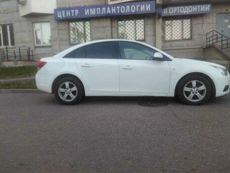 Купить Chevrolet Cruze пробег 80 000.00 км 2012 год выпуска