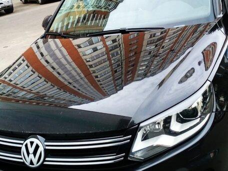 Купить Volkswagen Tiguan пробег 107 000.00 км 2014 год выпуска