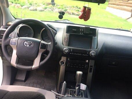 Купить Toyota Land Cruiser Prado пробег 230 000.00 км 2012 год выпуска