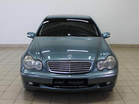 Купить Mercedes-Benz C-klasse пробег 197 104.00 км 2003 год выпуска