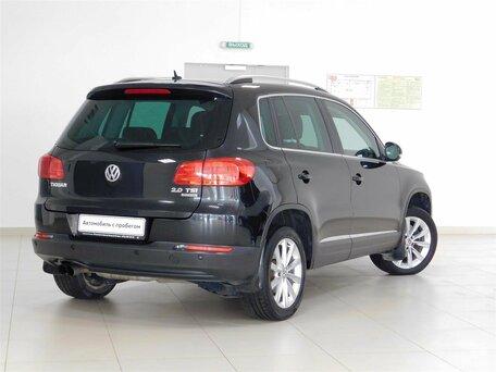 Купить Volkswagen Tiguan пробег 98 498.00 км 2012 год выпуска