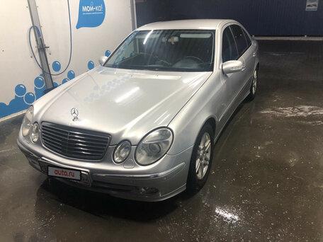 Купить Mercedes-Benz E-klasse пробег 250 000.00 км 2002 год выпуска