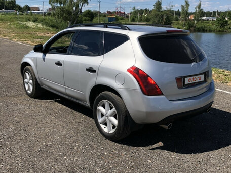 Купить Nissan Murano пробег 250 000.00 км 2006 год выпуска