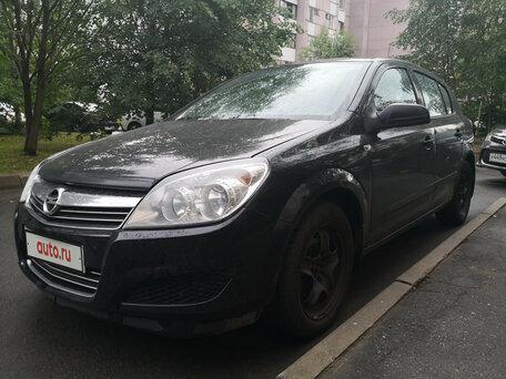 Купить Opel Astra пробег 212 890.00 км 2009 год выпуска
