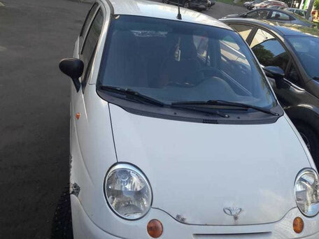 Купить Daewoo Matiz пробег 55 000.00 км 2010 год выпуска