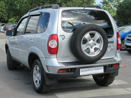 Купить Chevrolet Niva пробег 154 287.00 км 2010 год выпуска