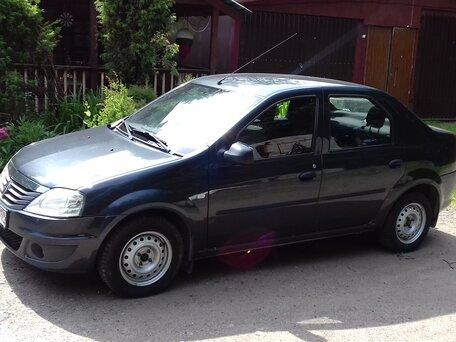 Купить Renault Logan пробег 137 000.00 км 2011 год выпуска